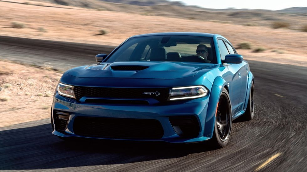 2020 dodge charger srt hellcat widebody a fatter cat Dodge Charger Widebody