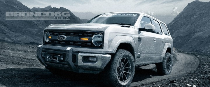 2020 ford bronco info specs release date wiki Ford Bronco Release Date