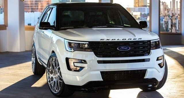 2020 ford explorer redesign release date concept rumor Release Date Of Ford Explorer