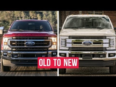 2020 ford super duty f250 f350 f450 changes Ford Super Duty Changes