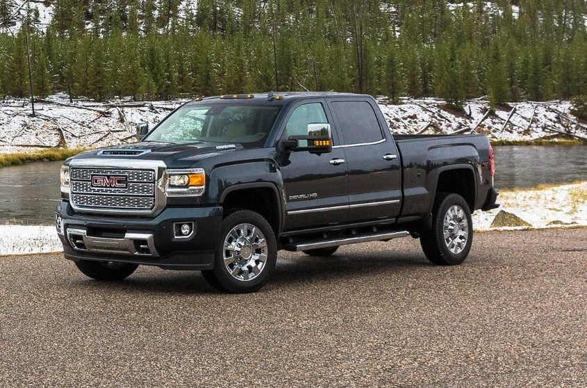 2020 gmc sierra 2500 engine options automatic options Release Date For Gmc 2500hd