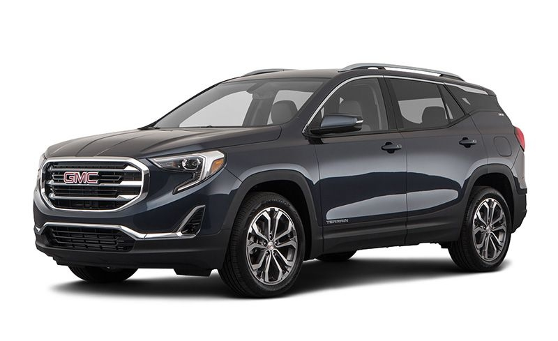2020 gmc terrain features and specs car and driver Gmc Terrain Gas Tank Size