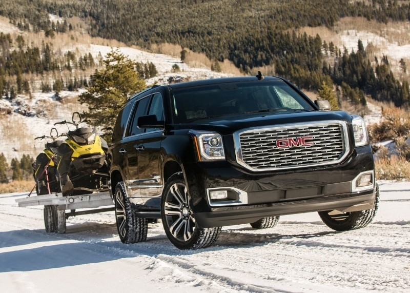 2020 gmc yukon denali towing capacity 2019 auto suv Gmc Yukon Towing Capacity