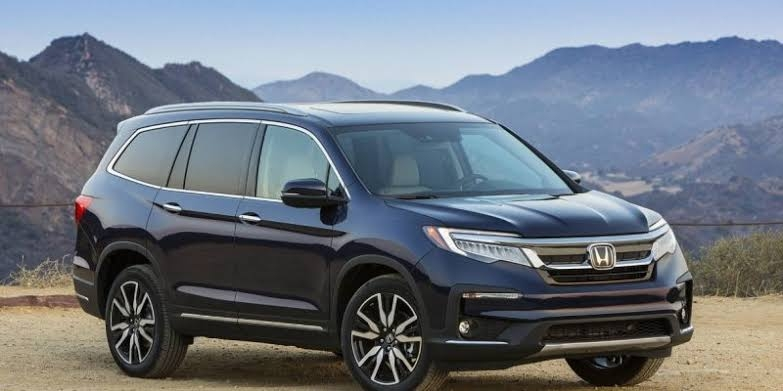 2020 honda pilot release date photos and specifications Honda Pilot Release Date
