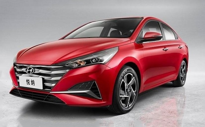 2020 hyundai verna facelift official images reveal premium Hyundai Verna Facelift