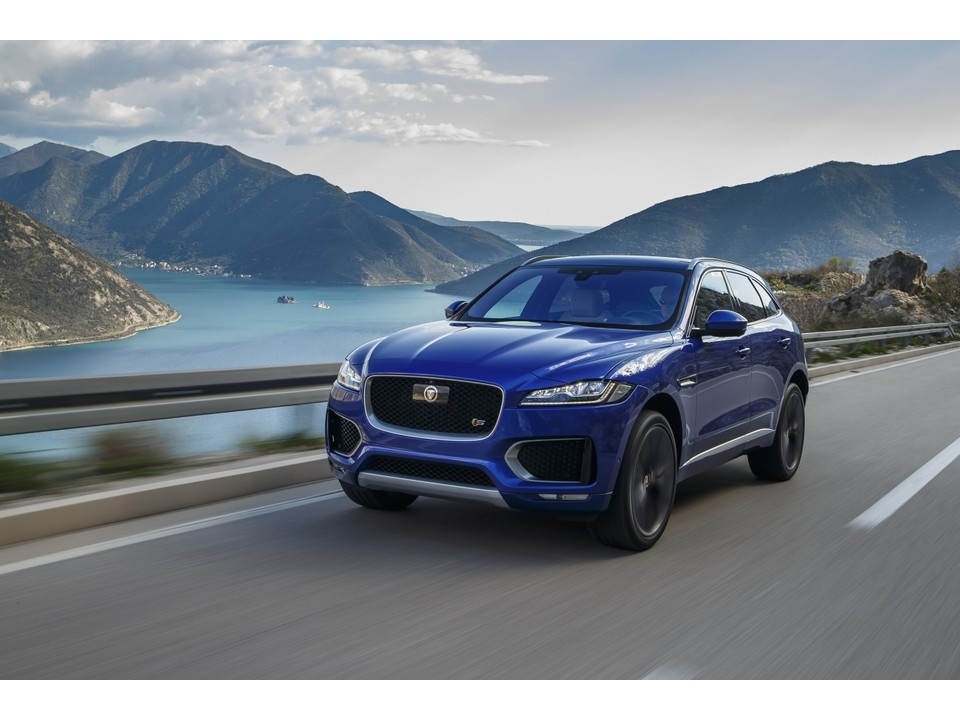 2020 jaguar f pace prices reviews and pictures us news Jaguar F Pace Model Year