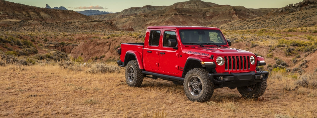 2020 jeep gladiator engine specs power output and towing Jeep Gladiator Engine Specs