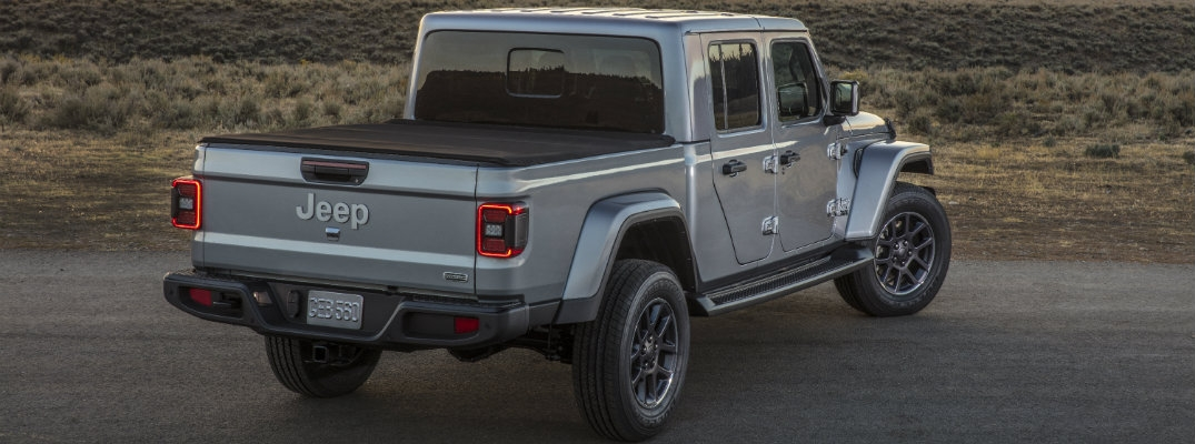 2020 jeep gladiator paint color options Jeep Gladiator Color Options