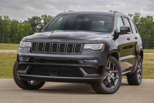 2020 jeep grand cherokee mpg gas mileage data edmunds Jeep Grand Cherokee Hybrid