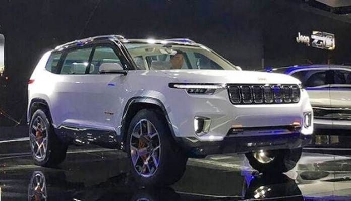 2020 jeep grand cherokee redesign and interior designers Jeep Grand Cherokee Redesign