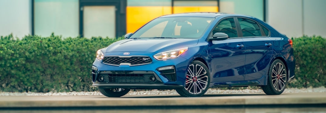 2020 kia forte gt release date and trim highlights Kia Forte Release Date