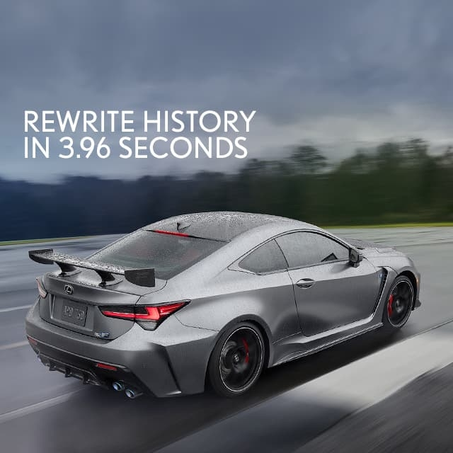 2020 lexus rc f luxury sport coupe lexus Lexus Rc F Track Edition