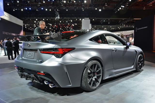 2020 lexus rc f track edition arrives with 472 hp v8 Lexus Rc F Track Edition Specs