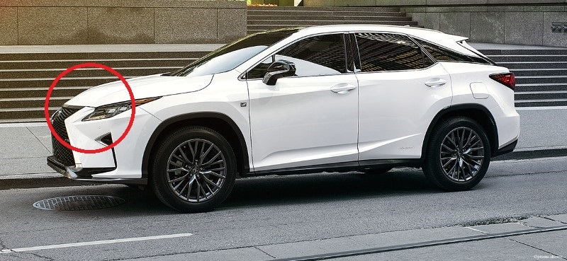 2020 lexus rx 350 redesign specs release date Lexus Rx 350 Changes For