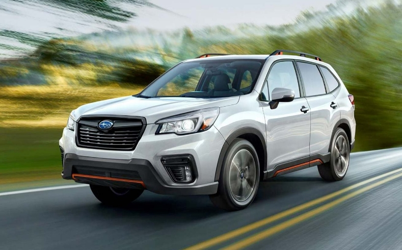 2020 subaru forester hybrid release date the new era of Subaru Forester Release Date