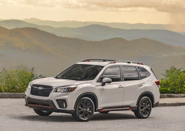 2020 subaru forester preview changes pricing and release date Subaru Forester Release Date