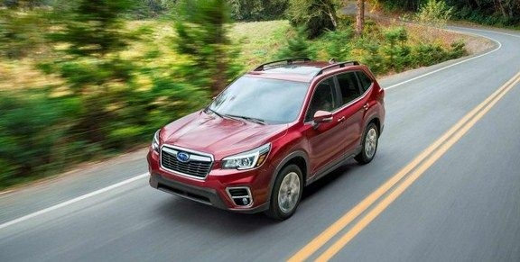 2020 subaru forester redesign and rumor car review Subaru Forester Redesign