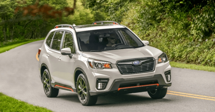 2020 subaru forester release date changes redesign 2020 Subaru Forester Release Date