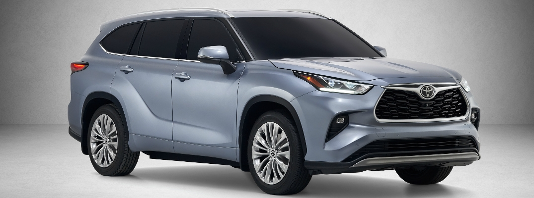 2020 toyota highlander features and release date Toyota Highlander Release Date