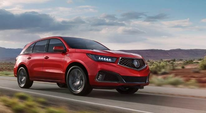 2021 acura mdx redesign release date and specs the car Acura Mdx New Body Style