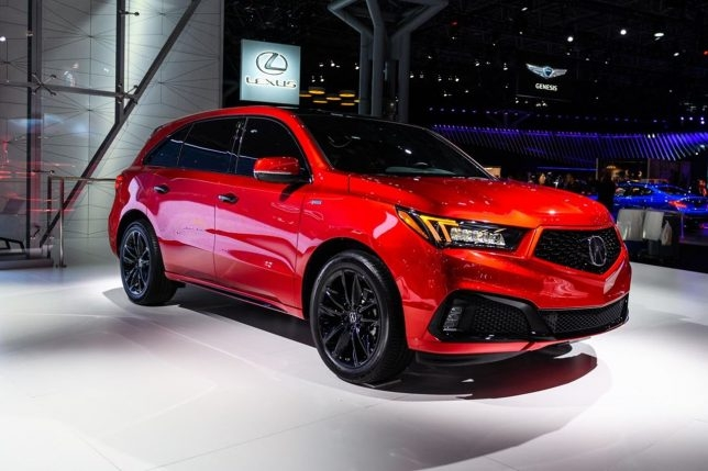 2021 acura mdx type s redesign release date Acura Mdx New Body Style