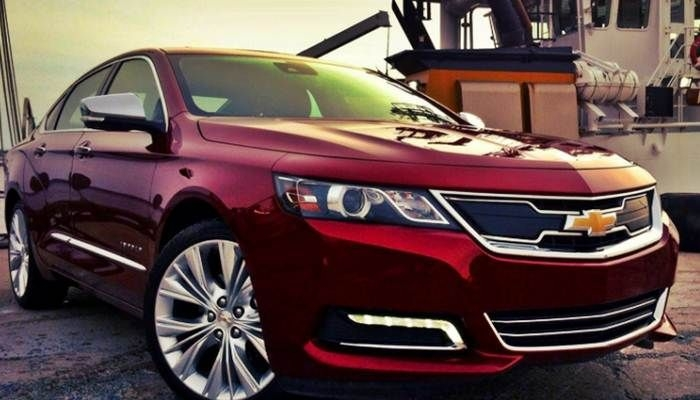 2021 chevy impala concept and redesign auto and price is a Chevrolet Impala Redesign