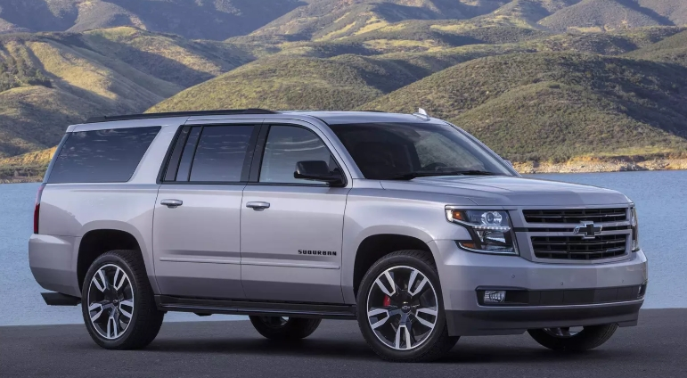 2021 chevy suburban release date interior redesign Chevrolet Suburban Release Date