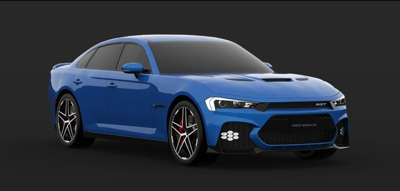 2021 dodge charger srt hellcat redesign concept release Dodge Charger Redesign