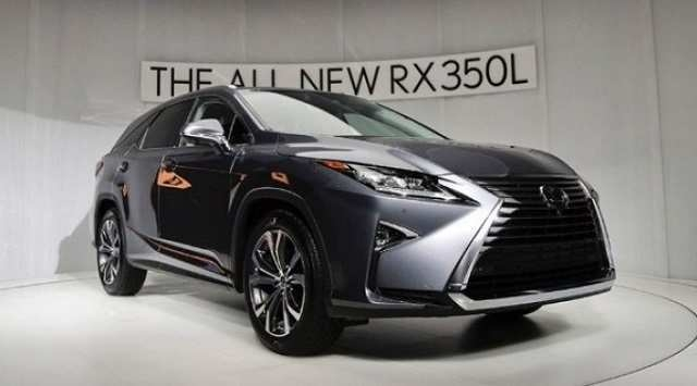 51 new 2020 lexus rx 350 redesign research new 2020 lexus Lexus Rx 350 Changes For