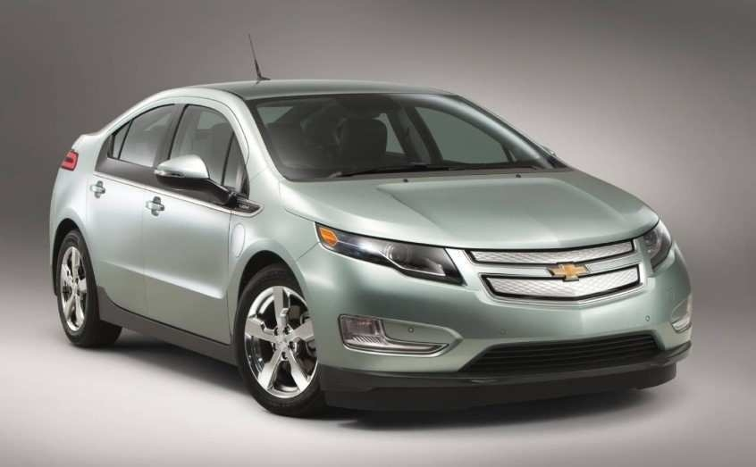 54 the best chevy volt release date concept car price 2020 Chevrolet Volt Release Date