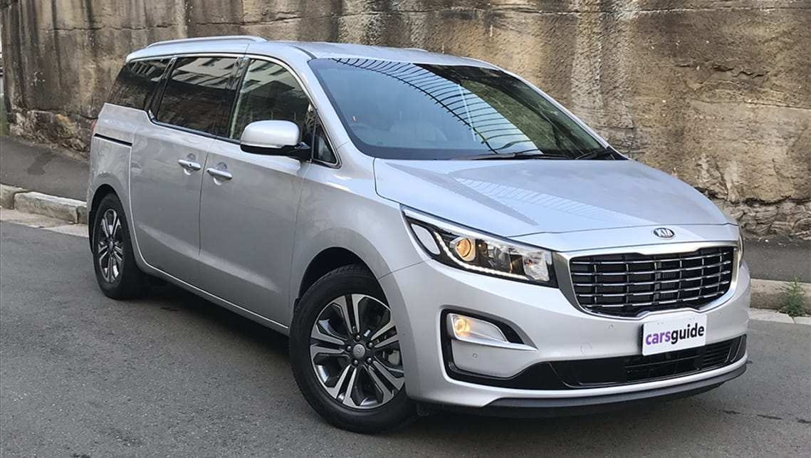 57 all new kia grand carnival 2019 review history car Kia Grand Carnival Review