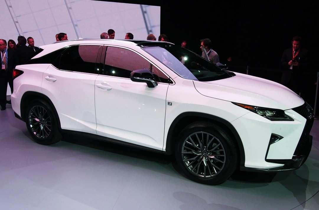 96 the lexus rx 350 changes for 2020 redesign and review Lexus Rx 350 Changes For