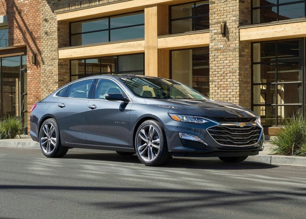 a quick look at the chevrolet malibu 2019 egypt yallamotor Chevrolet Malibu Egypt
