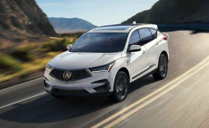 acura announces pricing fuel economy release date for Acura Rdx Release Date