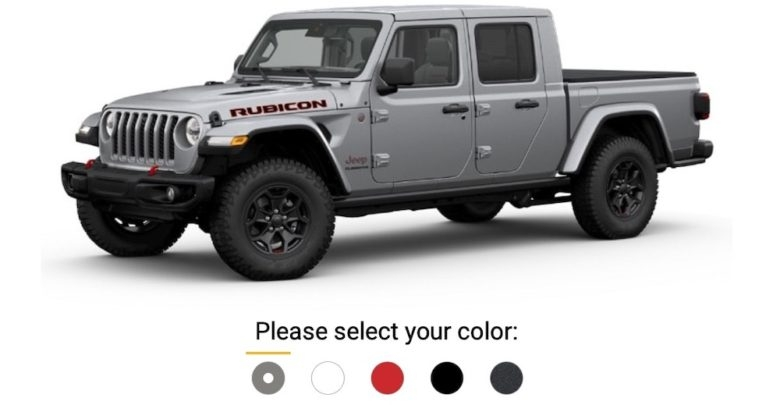 advanced pre orders for gladiator launch edition now live Jeep Gladiator Launch Edition