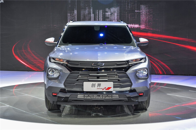 all new chevrolet trailblazer china version will be listed All New Chevrolet Trailblazer