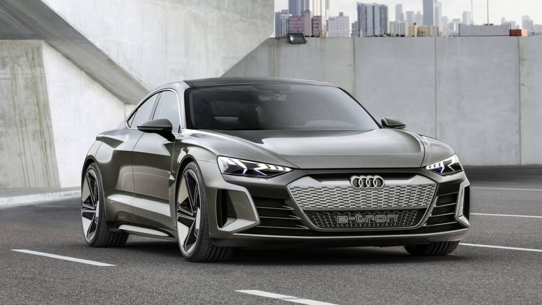 audi is taking on tesla with the vegan and recycled electric Audi Electric Vehicles