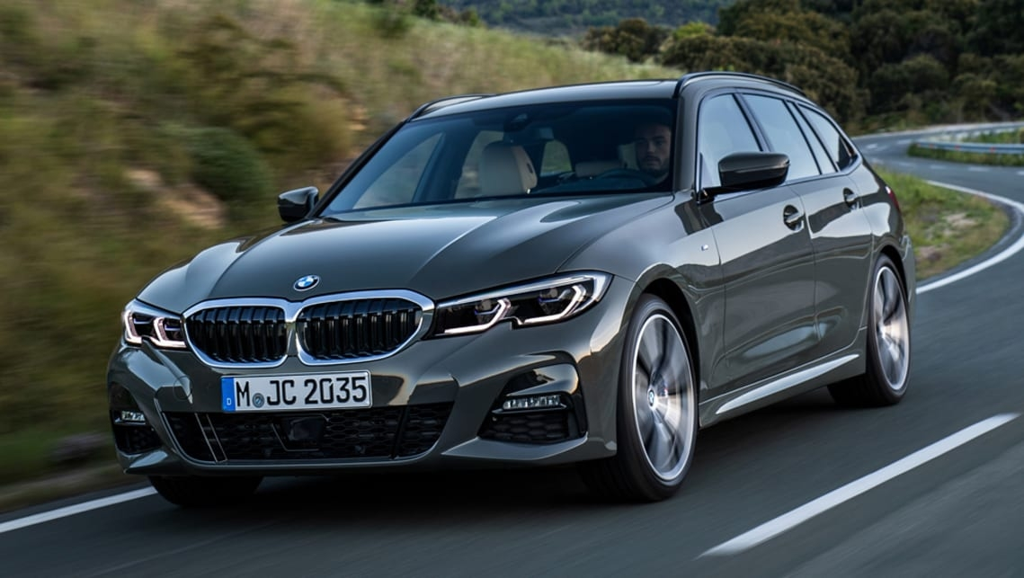 bmw 3 series touring 2019 revealed car news carsguide New Bmw 3 Series Touring