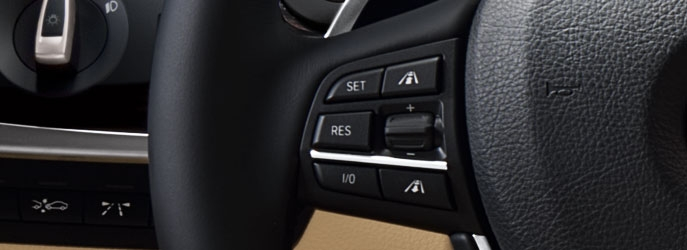 bmw 5 series sedan active cruise control with stop go Bmw Adaptive Cruise Control