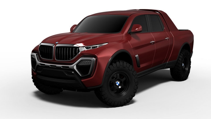 bmw and the future of the double cab bakkie carscoza Audi Double Cab Bakkie