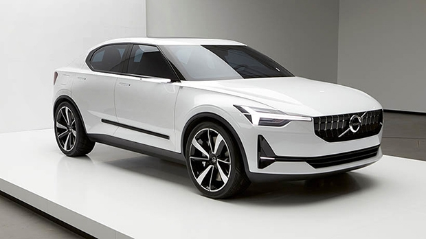 bmw mercedes and volvo make progress with upcoming all Volvo Goes All Electric In