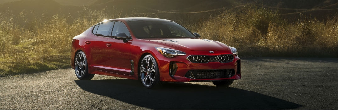 brand new 2018 kia stinger release date later this year Kia Stinger Release Date