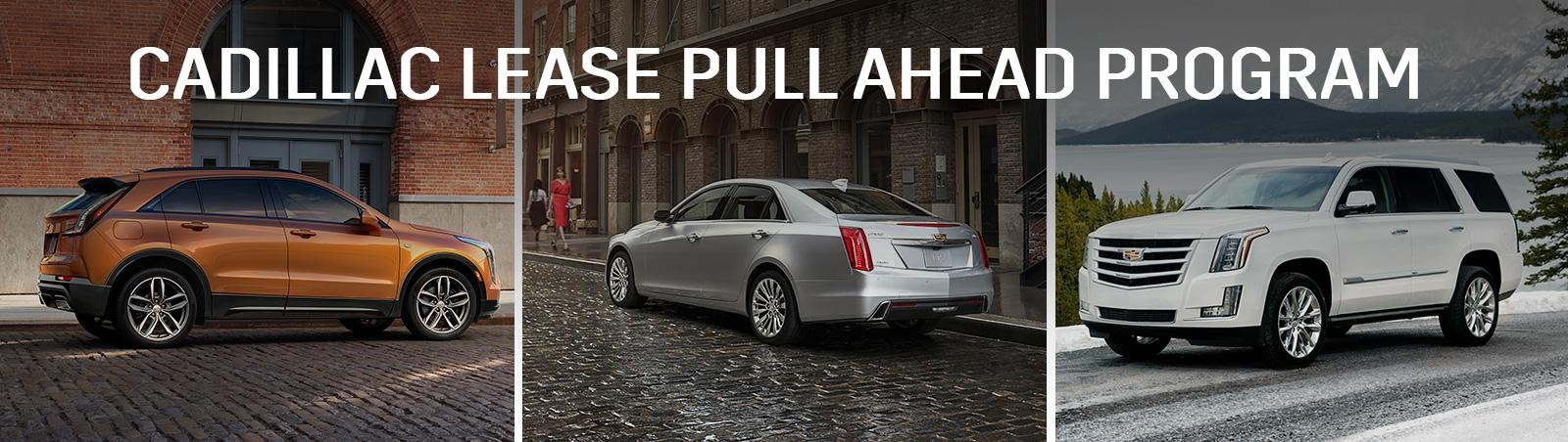 brotherton cadillac is a seattle cadillac dealer and a new Cadillac Pull Ahead Program