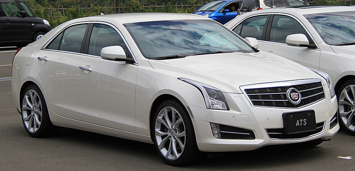 cadillac ats wikipedia Cadillac Ats Release Date