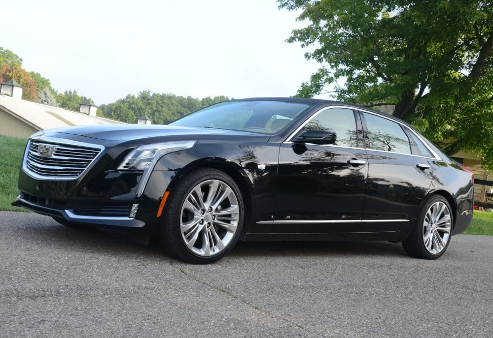 cadillac to discontinue ct6 after 2019 twin turbo v8 still Cadillac Discontinued Cars