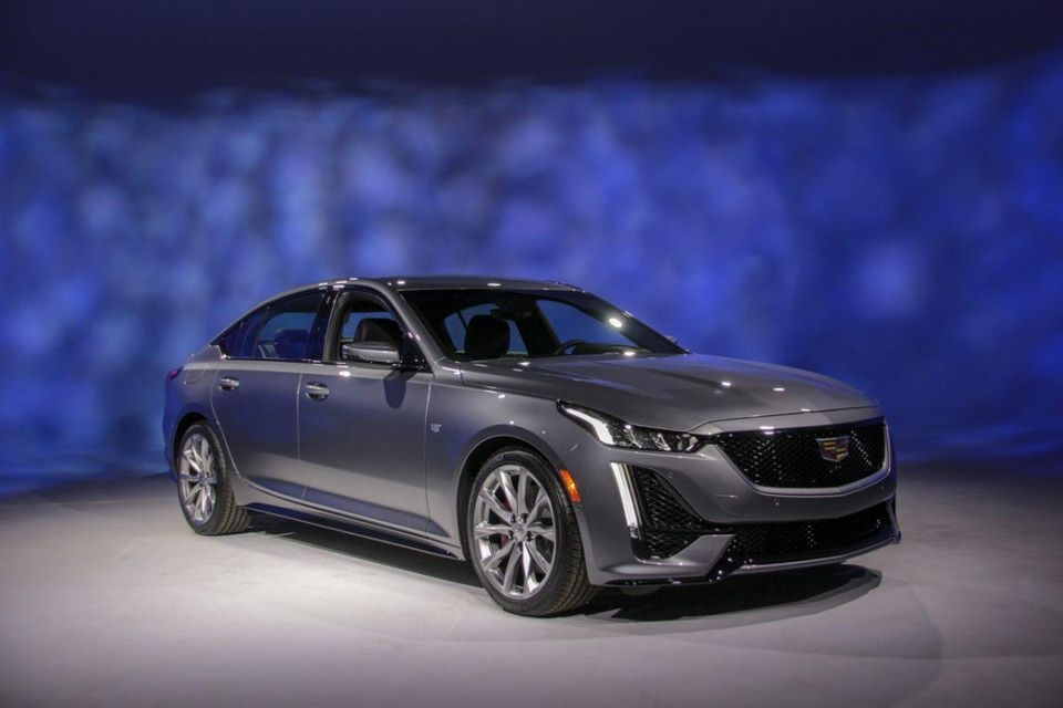 calling all suv rejectors presenting the 2020 cadillac ct5 Photos Of Cadillac Ct5
