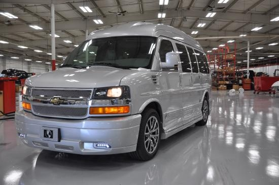 chevy conversion vans new and used custom chevy vans Chevrolet Full Size Van