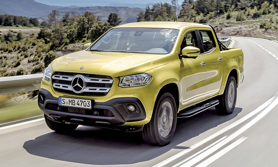 dealer council leader mercedes dealers wonder about x class Mercedes X Class Pickup