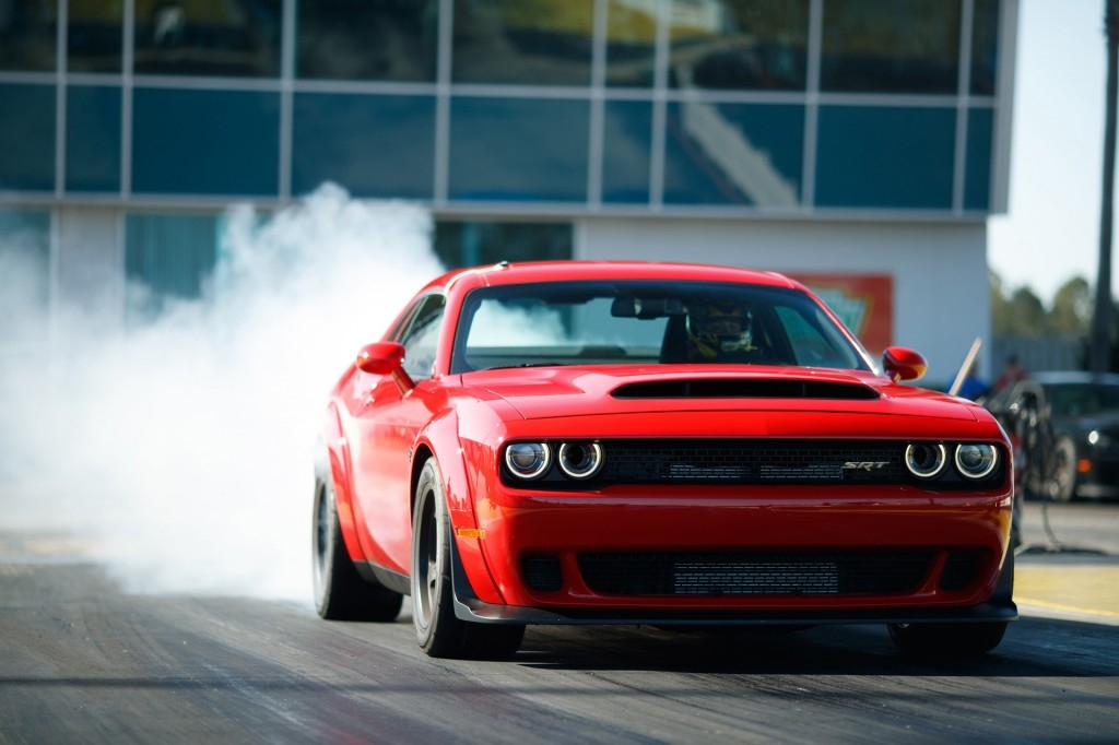 dodge demon can actually do 0 60 mph in 21 seconds but Dodge Demon Quarter Mile