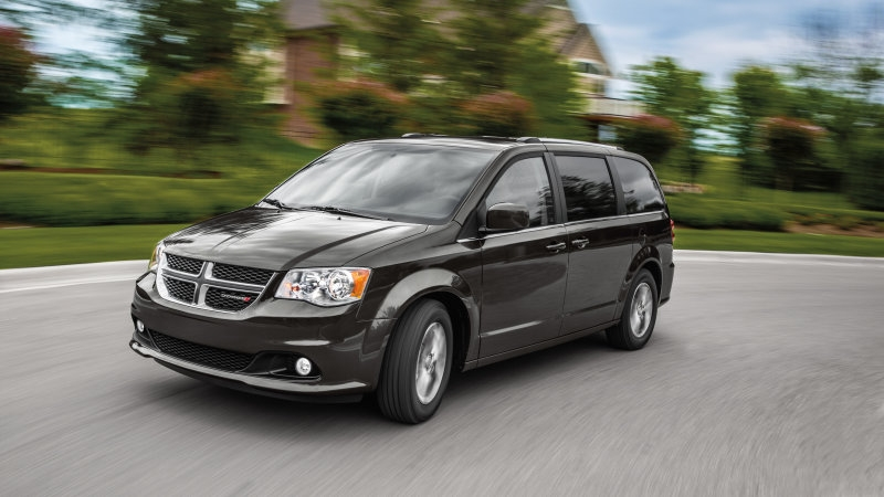 dodge grand caravan to be phased out in 2020 report claims Dodge Grand Caravan Redesign